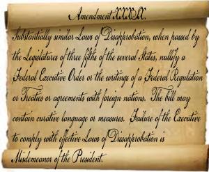 States' Bills of Dissapprobation