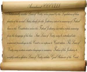 Bills of Verity